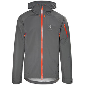 Haglöfs Roc Spirit Jacket Men grey